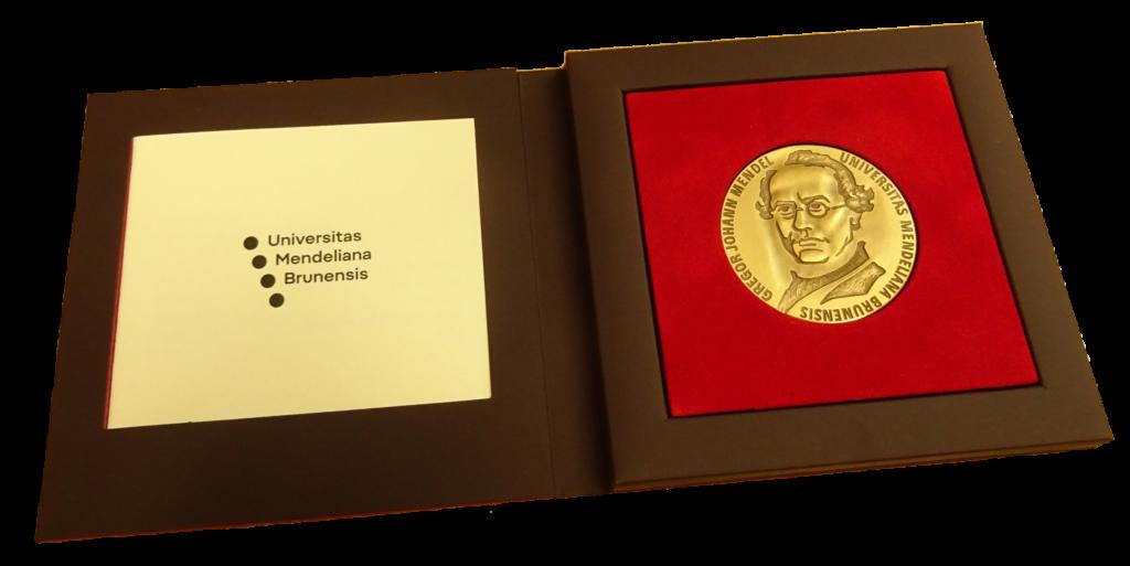 Medaile-Mendelu